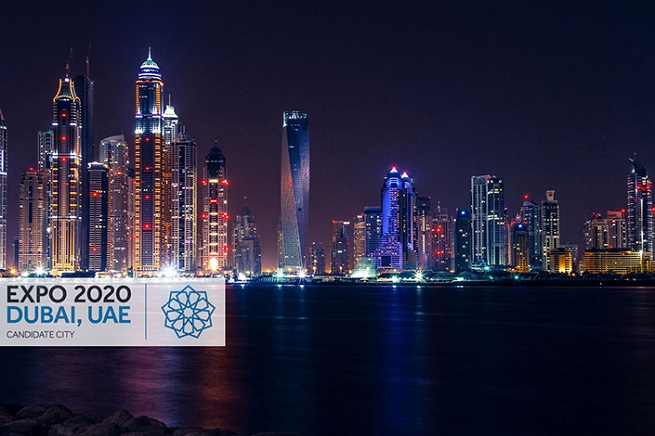 ... Dubai Expo 2020 First World Expo in Middle East – Dubai Expo 2020