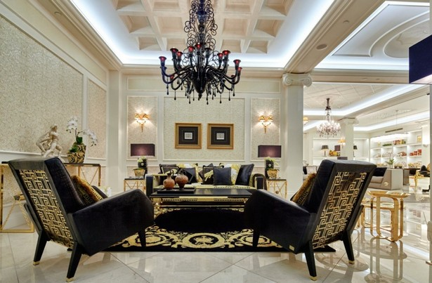 Exclusive home collections by fashion brands for Luxury home collection