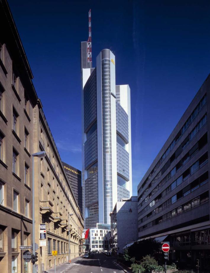 25 world tallest skyscrapers boca do lobo 39 s inspirational world - Commerzbank london office ...