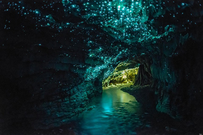 """We bring you 10 of the most beautiful caves around the world.""  10 Most Beautiful Caves in The World 105"