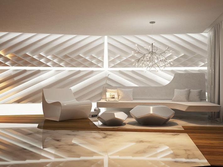 Private Home 08 with Ultra-modern Interior Design by Bozhinovski ...