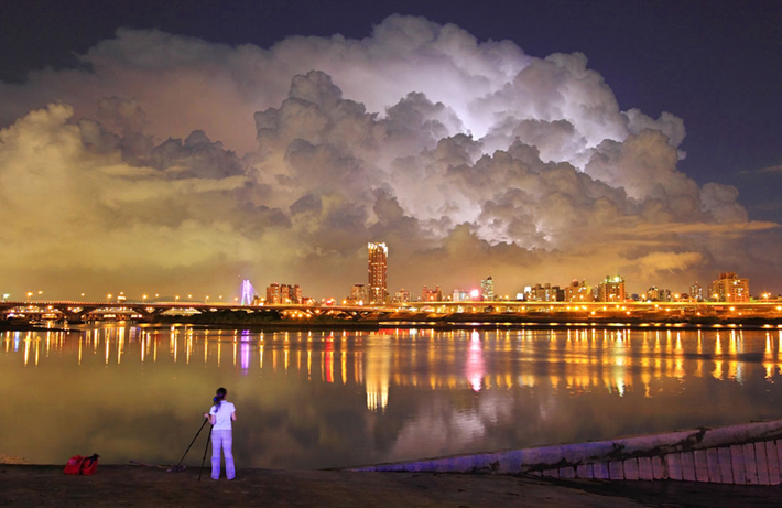 nubes tormenta