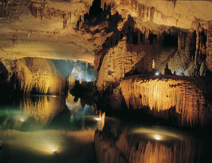 """We bring you 10 of the most beautiful caves around the world.""  10 Most Beautiful Caves in The World 92"