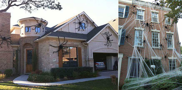 4 10 craziest halloween decorated houses across the world 41 - Halloween Decorated Houses