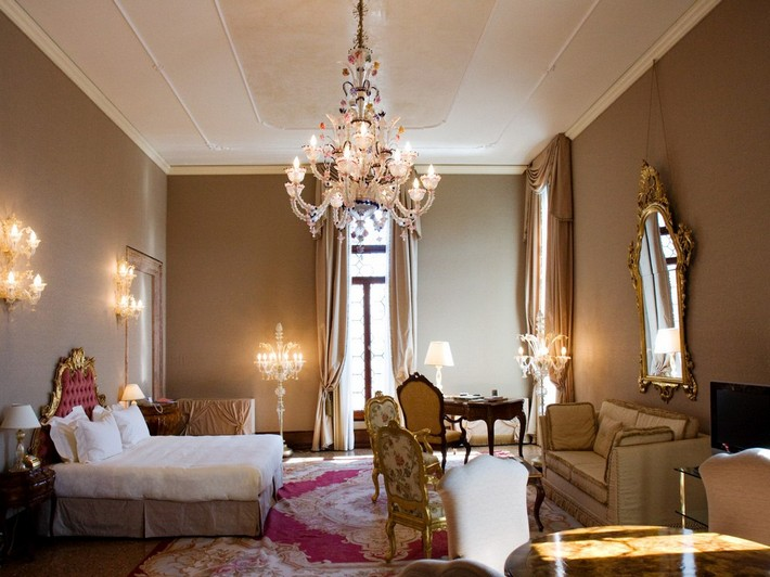 Ca sagredo hotel venice venice italy 106781 1 ca sagredo for Hotel design venice