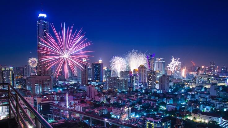 Where Celebrate New Years Eve