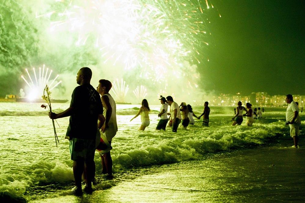 Copacabana Beach in Rio de Janeiro  Top 10 – New Year's Eve Destinations Copacabana Beach in Rio de Janeiro4