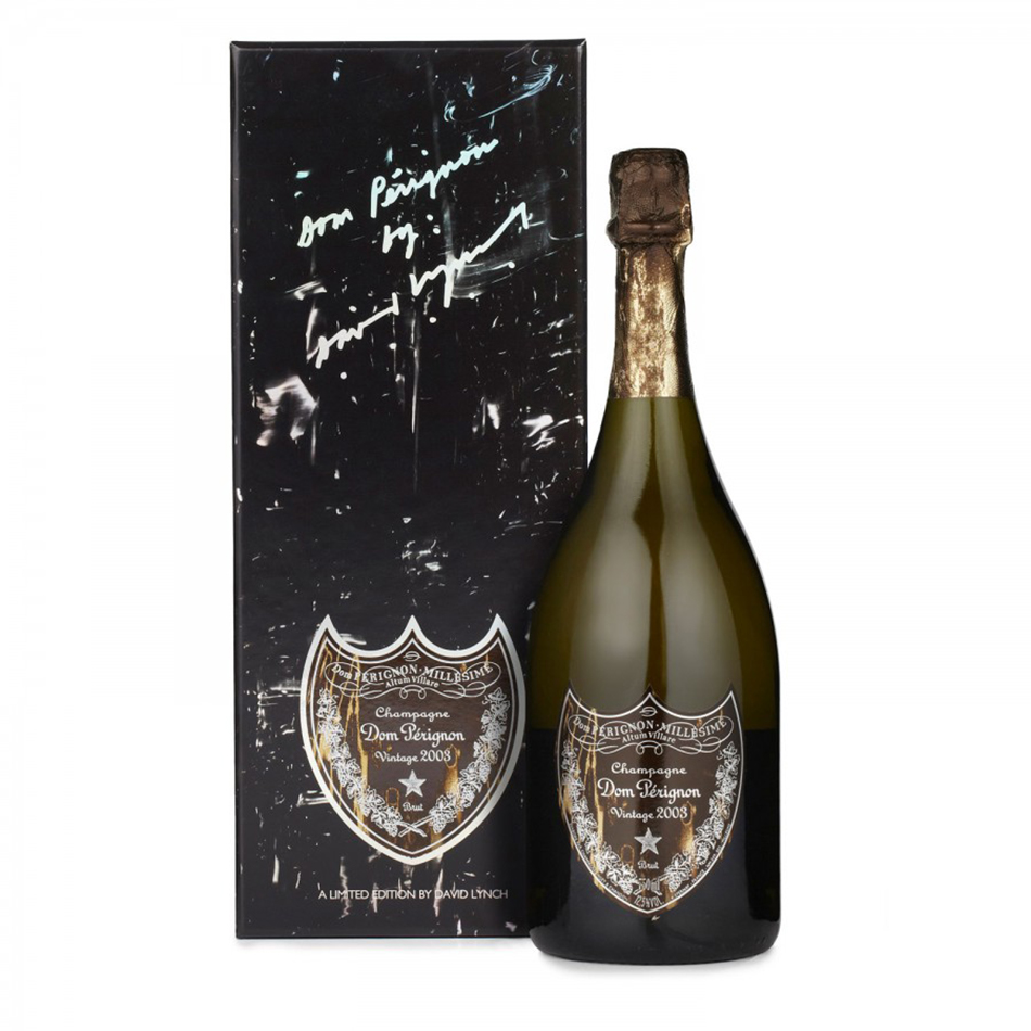 Dom Pérignon vintage 2003 by David Lynch champagne  TOP 10 LUXURY CHRISTMAS GIFTS FOR HIM AND FOR HER – 2013 Dom P  rignon vintage 2003 by David Lynch champagne