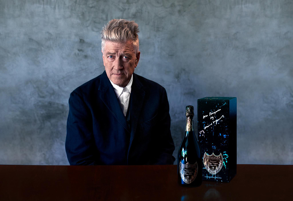 Dom Pérignon vintage 2003 by David Lynch  TOP 10 LUXURY CHRISTMAS GIFTS FOR HIM AND FOR HER – 2013 Dom P  rignon vintage 2003 by David Lynch
