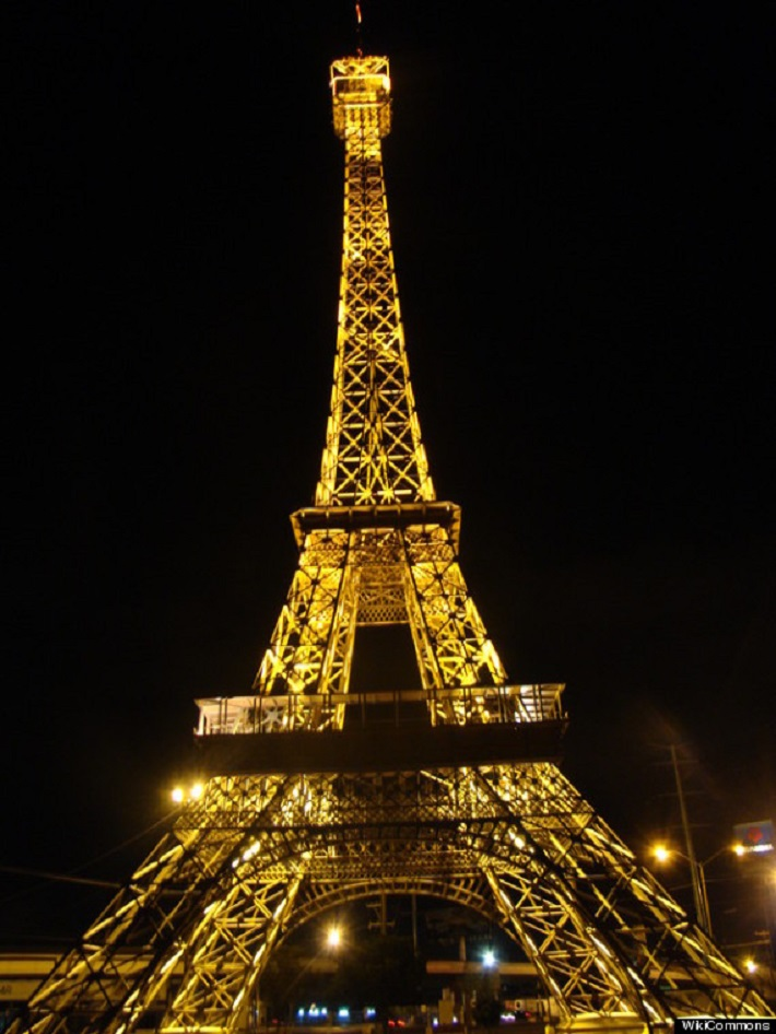 World's Top 10 Replicas of the Eiffel Tower_Durango, Mexico  World's Top 10 Replicas of the Eiffel Tower Worlds Top 10 Replicas of the Eiffel Tower Durango Mexico