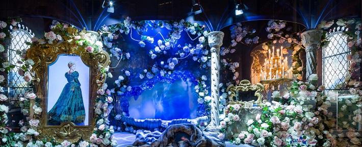 Paris Christmas Window Displays : Boca do Lobou0026#39;s inspirational world