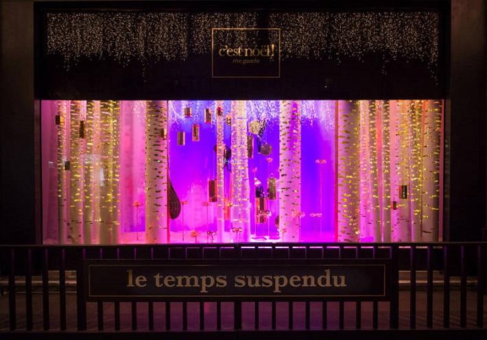 """Le Bon Marché Christmas Window Display 2013""  Paris Christmas Window Displays  le bom marche christmas window display"
