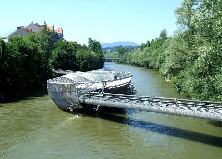 """most beautiful bridges in the world"" bridges 10 of the World's Most Beautiful and Unique Bridges Aiola Island Bridge Bar Austria"