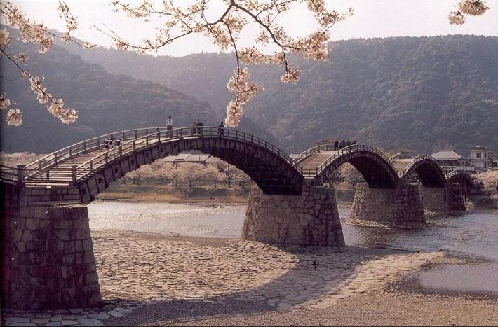 """most beautiful bridges in the world"" bridges 10 of the World's Most Beautiful and Unique Bridges Kintai Bridge Japan"
