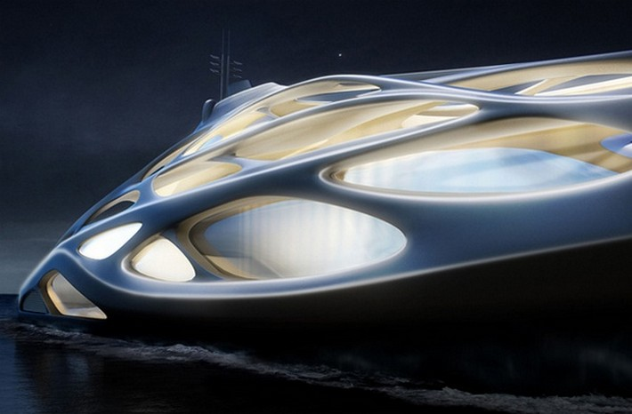 Jazz – Zaha Hadid's Modern Superyacht | Boca do Lobo's