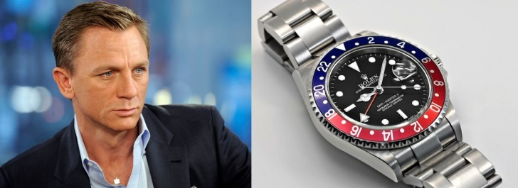 daniel craig watches  Top 8 Celebrities With the Most Expensive Watches daniel craig watches