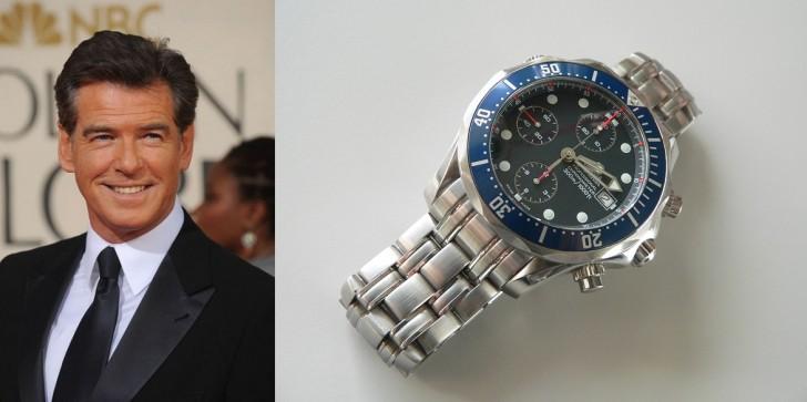 pierce brosnam watches  Top 8 Celebrities With the Most Expensive Watches pierce brosnam watches