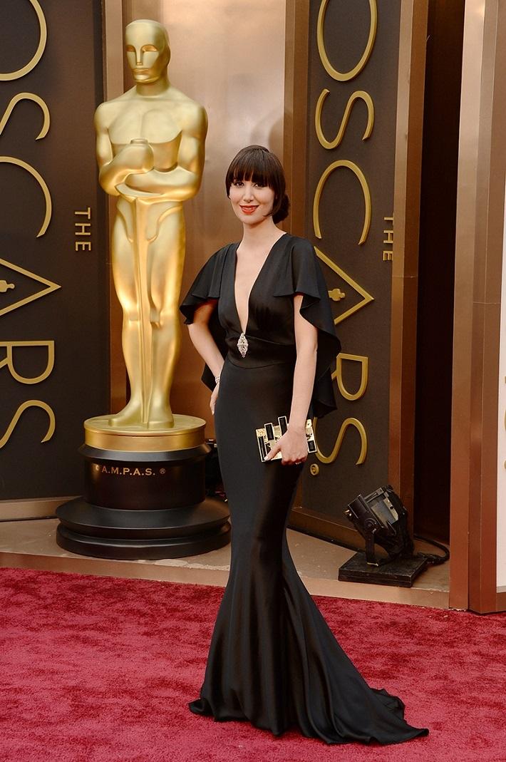 karen-o_best-dressed-oscars-2014 Best Dressed Celebrities 2014 Oscars: The Best Dressed Celebrities karen o best dressed oscars 2014