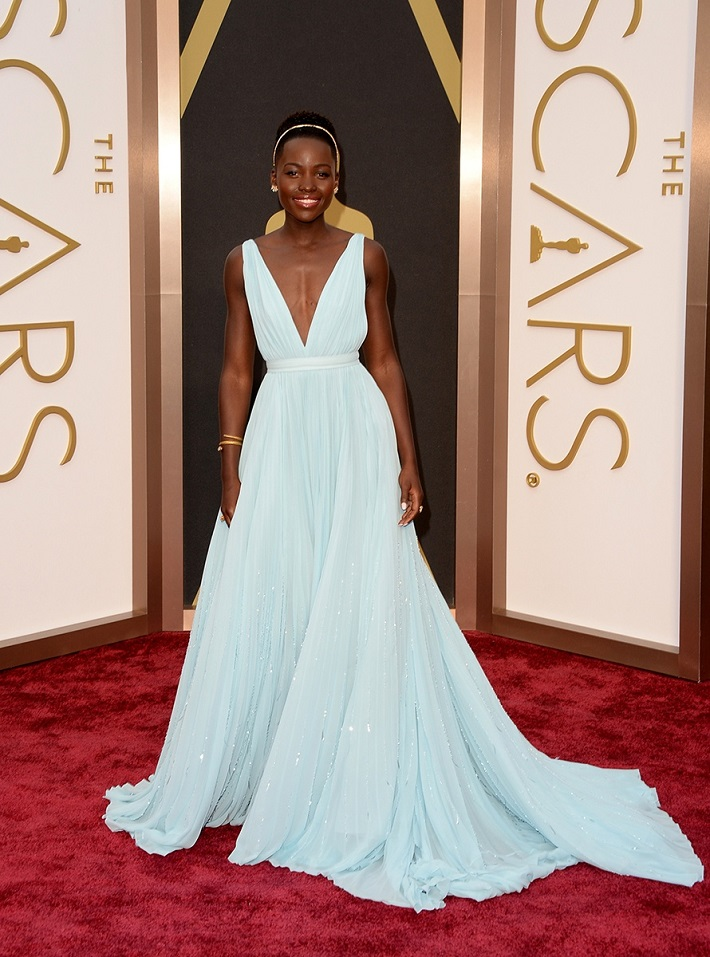 2014 Oscars: The Best Dressed Celebrities Best Dressed Celebrities 2014 Oscars: The Best Dressed Celebrities lupita nyongo best dressed oscars 2014