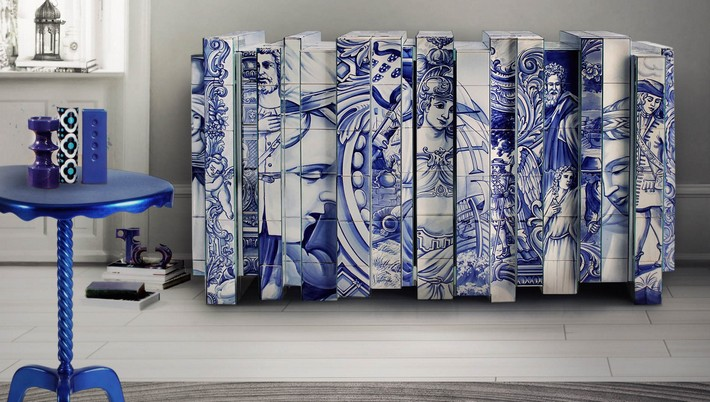 Portuguese furniture showcased at Harrods   Boca do Lobo\'s ...