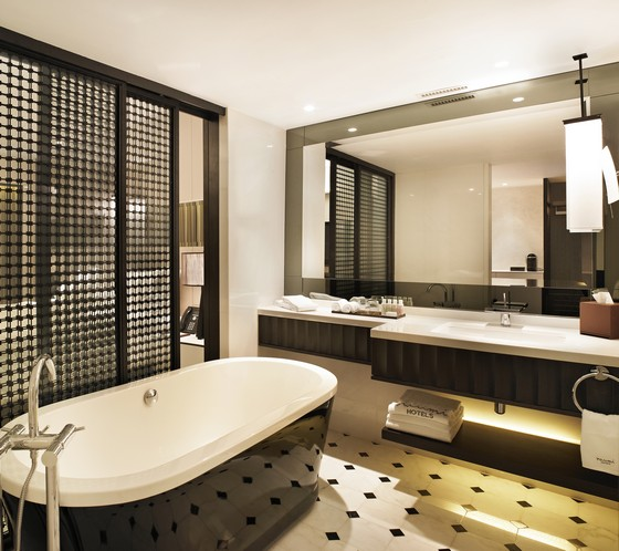 Naumi Hotel  u2013 One Of The Best New Places To Stay In The World. Best Hotel Bathrooms In The World   Rukinet com