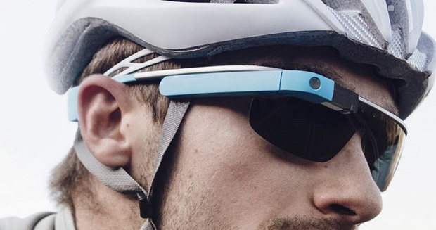 Detail of Google Glass  Ray-Ban And Oakley To Give Google Glass A Makeover glass titanium 2