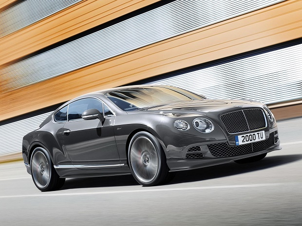 The luxury smatphone just got even more luxurious  The luxury smartphone just got even more luxurious Bentley 2014 Continental Speed GT 1