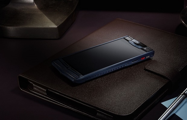 The luxury smatphone just got even more luxurious  The luxury smartphone just got even more luxurious design hero