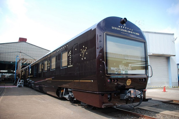 Seven Stars in Kyushu  Luxury On The Rails With Japan's Seven Stars in Kyushu image 557404 galleryV9 huwu