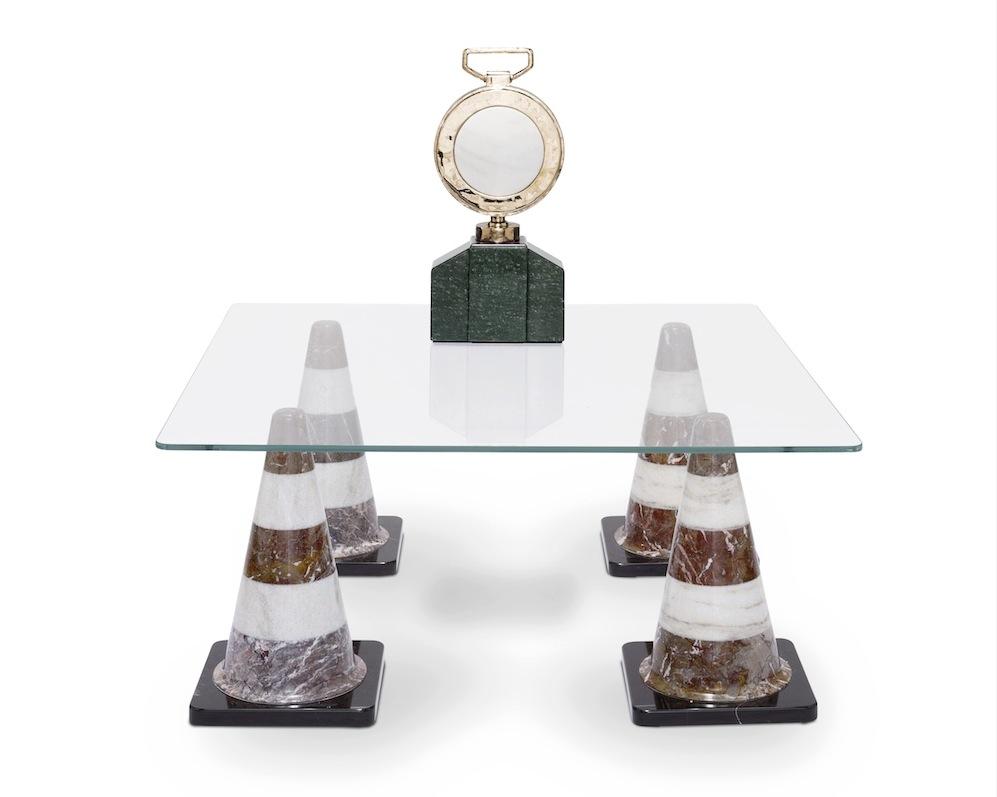 Gallery Mitterrand Cramer Presents Detour Furniture