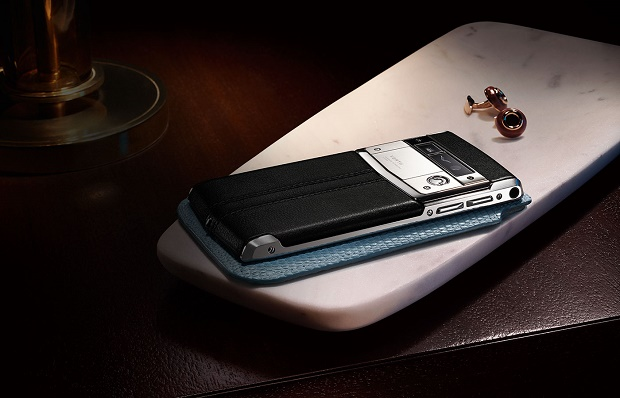 The luxury smatphone just got even more luxurious  The luxury smartphone just got even more luxurious obsessive detailing