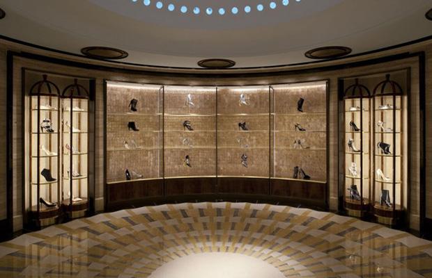 4  Harrods opens Shoe Heaven 43