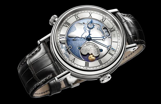 breguet-classique-hora-mundi watch The 10 Most Expensive Watches Over $1 Million breguet classique 5717 hora mundi