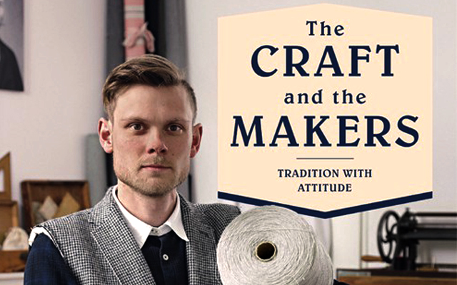 Gestalten New Release – The Craft and the Makers  craftandthemakers cover web500