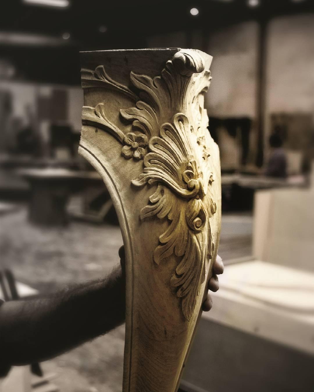 handmade furniture detail is so important dedication too bocadolobo passioniseverythinghellip