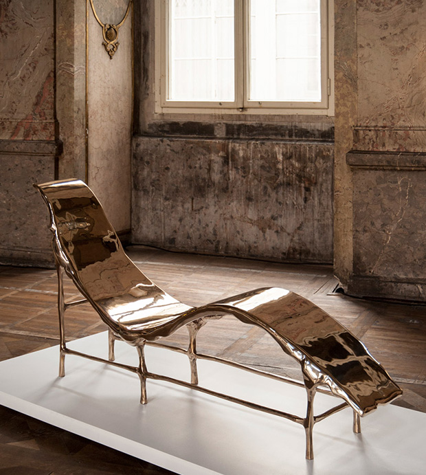 Bronze Furniture tjep. designs melted bronze furniture in opposition to 3d print