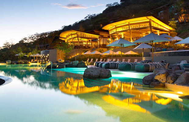 Andaz Peninsula Papagayo Costa Rica  PLACES YOU CAN ONLY GET TO BY PRIVATE JET Andaz Peninsula Papagayo Costa Rica