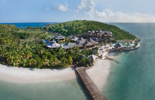 Grenada  Calivigny Island  PLACES YOU CAN ONLY GET TO BY PRIVATE JET Grenada Calivigny Island