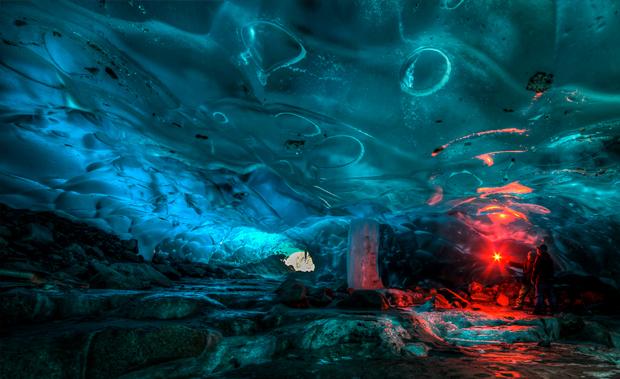 Kamchatka-Russia-ice-cave Kamchatka-Russia-ice-cave