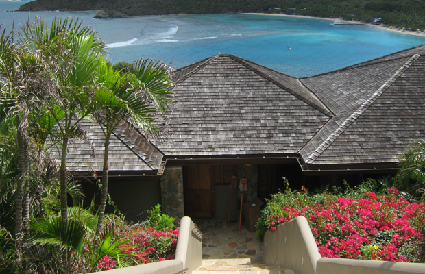 Little Dix Bay  PLACES YOU CAN ONLY GET TO BY PRIVATE JET Little