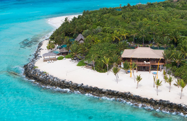Necker-Island  PLACES YOU CAN ONLY GET TO BY PRIVATE JET Necker Island1