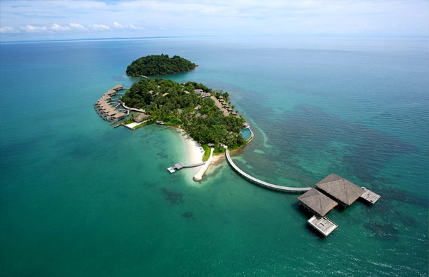 Song Saa Island, Cambodia  PLACES YOU CAN ONLY GET TO BY PRIVATE JET Song Saa Island Cambodia