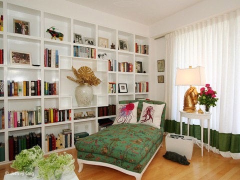 bedroom  High Point Market's Style Spotters | Michelle Workman bedroom