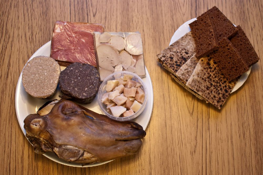 food1  One Night Abroad: Reykjavik food1