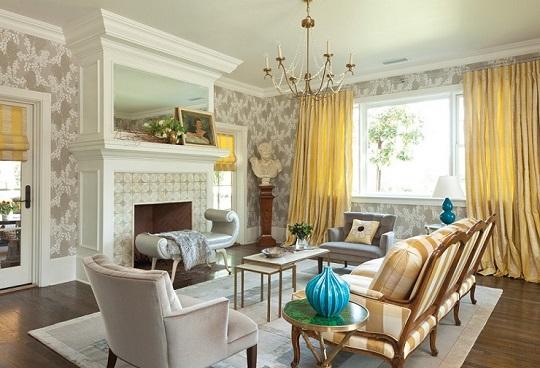 livingroom3  High Point Market's Style Spotters | Michelle Workman livingroom3