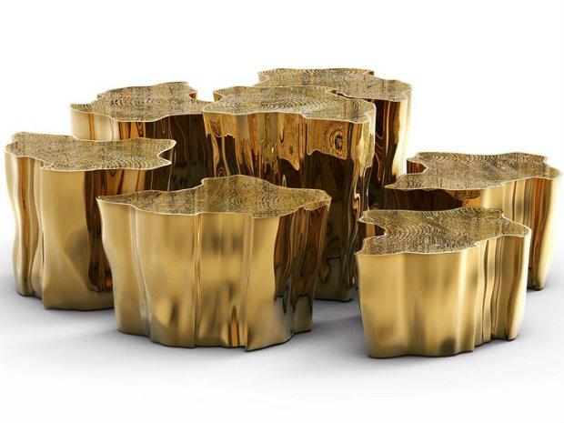 10 Metal side tables for living room | Boca do Lobo\'s ...