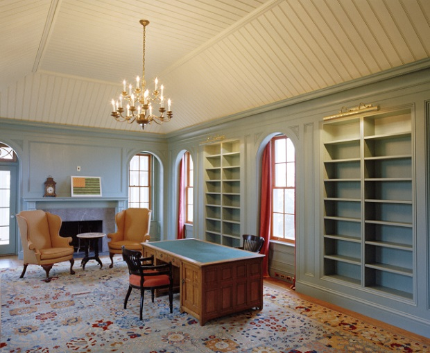 Top 10 Luxury Home Offices home office Top 10 Luxury Home Offices 1399703671