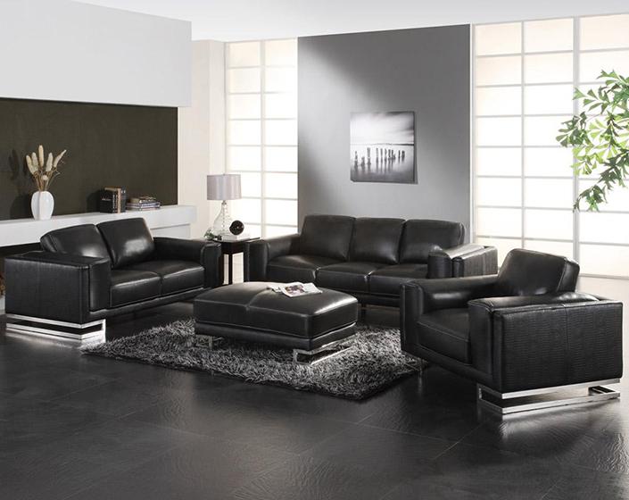 black living room set 5 black living room sets | Boca do Lobo's inspirational world black living room set