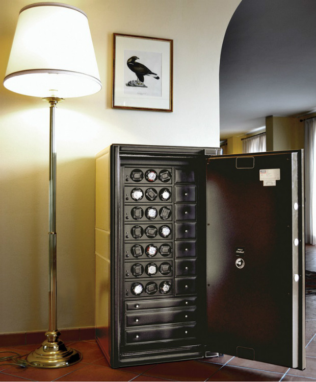 The perfect luxury furniture for your living room - LUXURY SAFES  The most amazing Luxury Safes Agresti 2