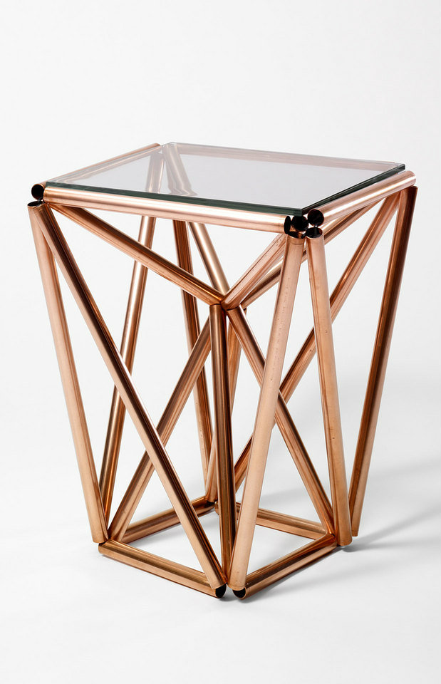 Brooklyn Based Paul Loebach The Best Copper Coffee Table Sets For Your House
